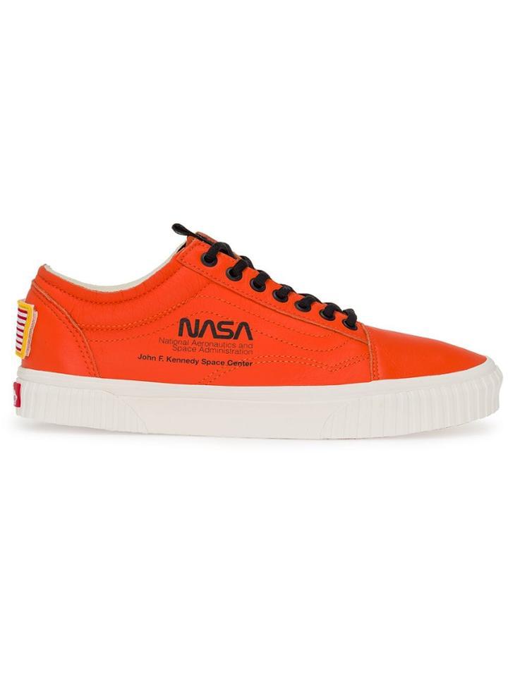 Vans Nasa X Vans Old Skool Sneakers - Orange