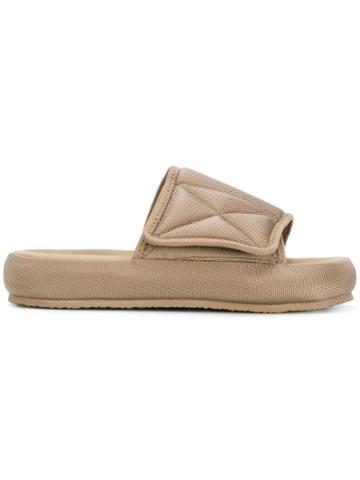 Yeezy Yeezy Yz7wf7004224 Sand Nylon/nylon/rubber - Nude & Neutrals