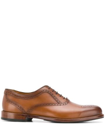 Harrys Of London Classic Oxford Shoes - Brown