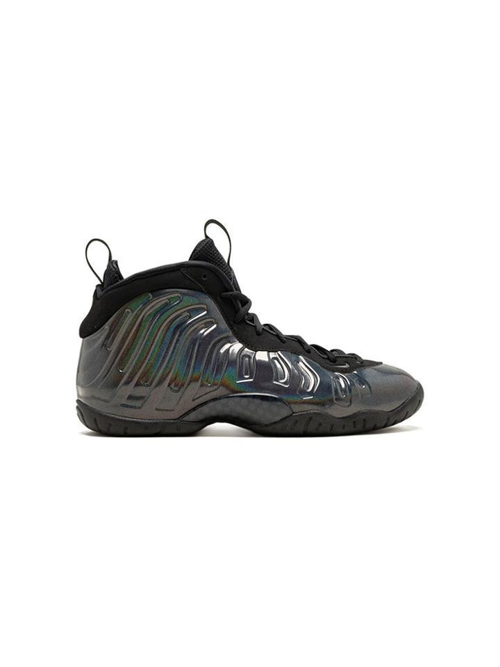Nike Teen Little Posite One (gs) Sneakers - Black