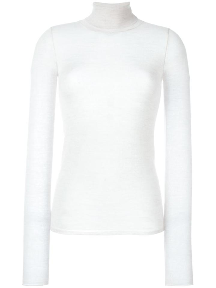 Joseph Funnel Neck Sweater