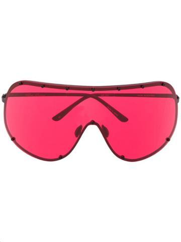 Rick Owens Larry Sunglasses - Pink