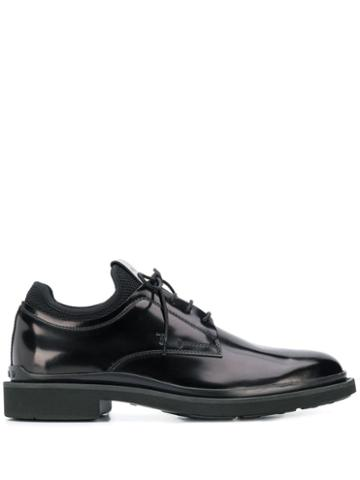 Tod's Lace-up Oxford Shoes - Black