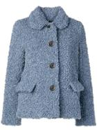 Ps By Paul Smith Teddy Jacket - Blue