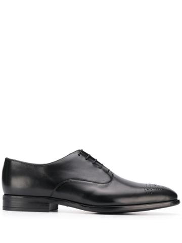 Ps Paul Smith Classic Oxfords - Black