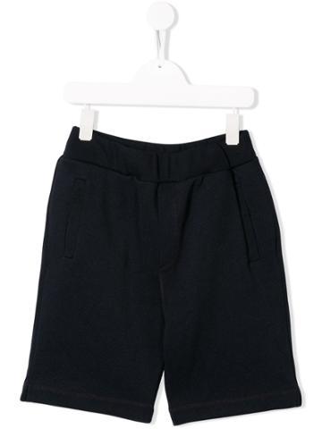 Bonpoint Short Track Shorts - Blue