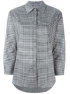 L'autre Chose Gingham Shirt