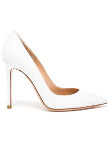 Gianvito Rossi Gianvito Leather Pumps