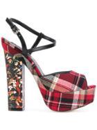Dsquared2 Platform Ziggy Sandals