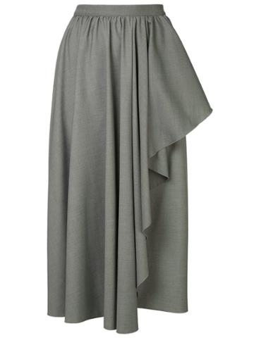 Karen Walker Siegbert Skirt - Grey