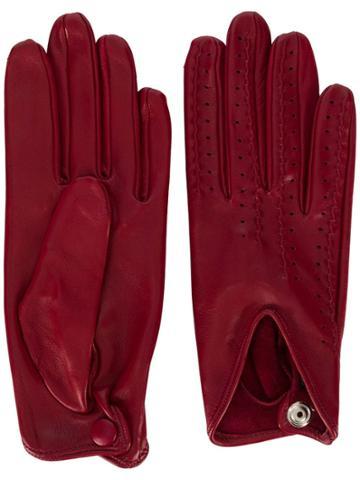 Gala Gloves V Cut Glove - Red