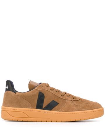 Veja V-10 Extra Sneakers - Brown