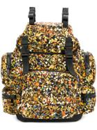 Dsquared2 Floral Print Backpack - Multicolour