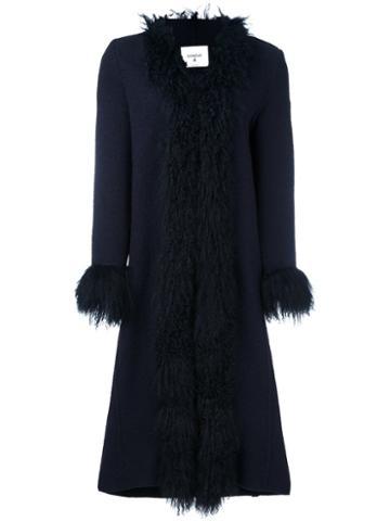 Dondup Shearling Lined Coat