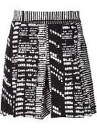 Proenza Schouler Printed Shorts