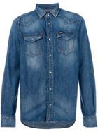 Diesel New-sonora Denim Shirt - Blue
