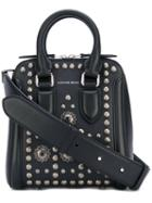 Alexander Mcqueen - Heroine Tote - Women - Leather - One Size, Black, Leather