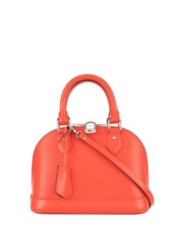 Louis Vuitton Vintage Alma Bb 2way Hand Bag - Orange
