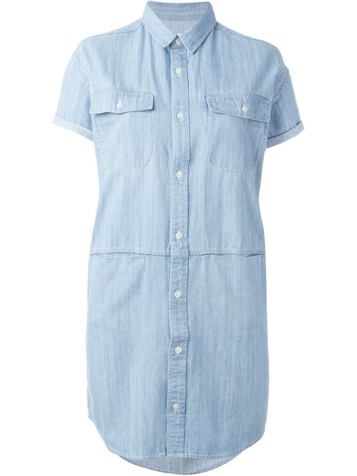 Carhartt Denim Shirt Dress