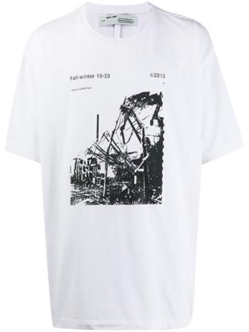 Off-white Ruined Factory T-shirt