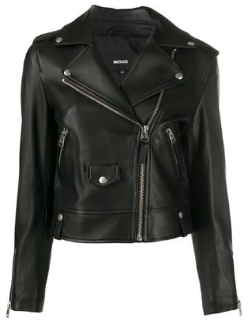 Mackage Baya Moto Jacket - Black