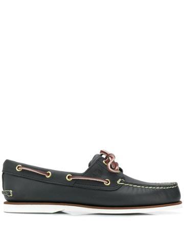 Timberland Classic Boat Shoe - Blue