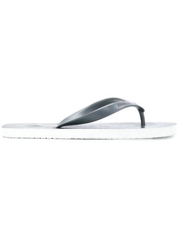 Diesel Sa-nihhao Flip Flops - Grey