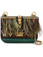 Valentino Small 'glam Lock' Shoulder Bag