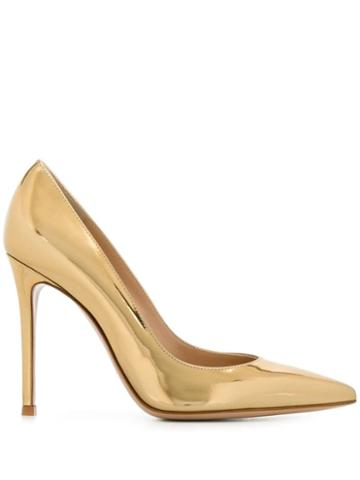 Gianvito Rossi - Gold