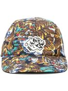 Kenzo 'flying Tiger' Cap - Multicolour