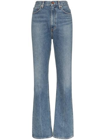 Agolde Vintage Flared Jeans - Blue