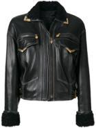 Versace Vintage Gianni Versace Bondage Jacket - Black