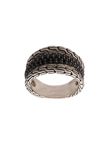 John Hardy John Hardy Rbs9996984blsbn Silver Precious Metals->sterling