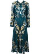 Roberto Cavalli Printed Dress