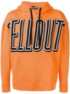 House Of Holland House Of Holland X Andrew Brischler Sellout Hoodie -