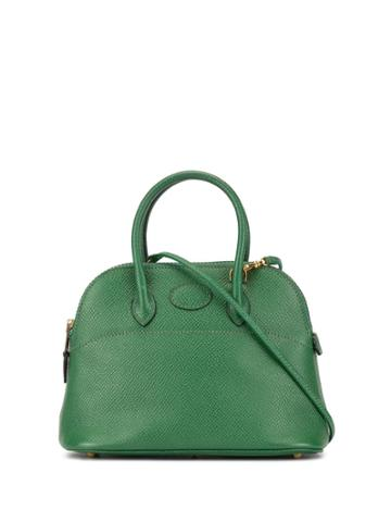 Hermès Pre-owned Bolide Mini Hand Bag - Green
