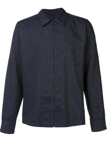 A.p.c. Zipped Shirts