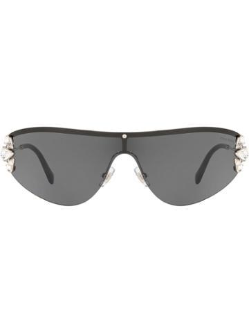 Miu Miu Miu Miu Noir Sunglasses - Black