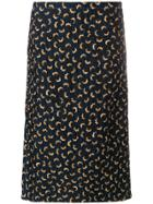 Joseph Pencil Skirt - Black