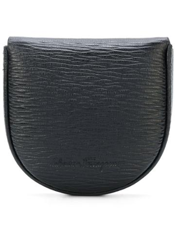 Salvatore Ferragamo Coin Case - Black