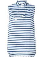 Marni Striped Sleeveless Shirt