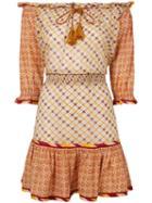 Talitha Leya Dress - Yellow