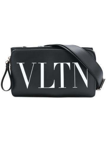 Valentino Valentino Garavani Vltn Crossbody Bag - Black