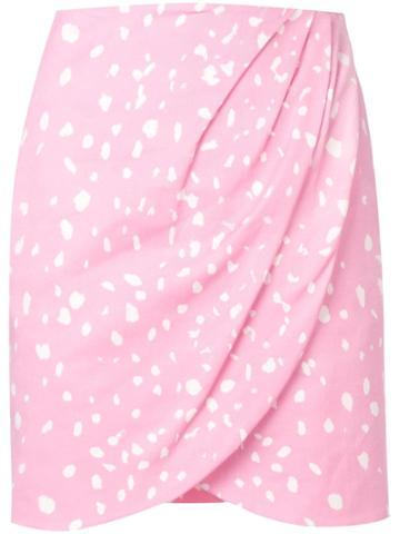 Vivetta Como Skirt - Pink