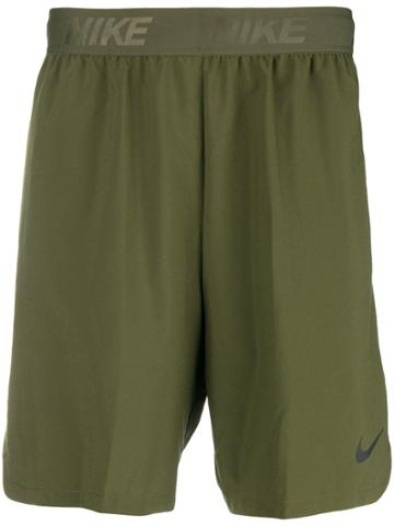 Nike Loose Fitted Shorts - Green
