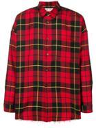 Marni Plaid Shirt - Red