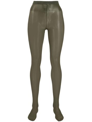 Wolford Neon 40 Tights - Green