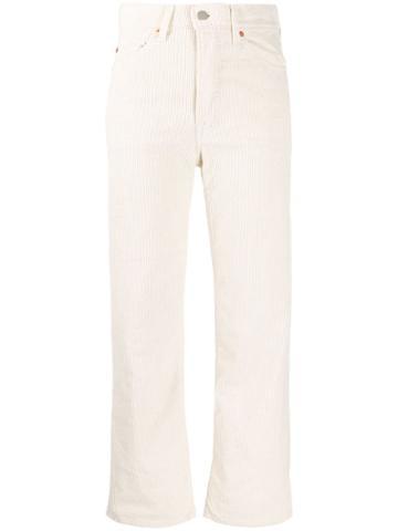 Levi's Levi's 726930027 Ecru Wide Wale Natural (vegetable)->cotton -