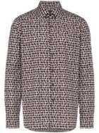 Prada Patterned Cotton Shirt - Unavailable