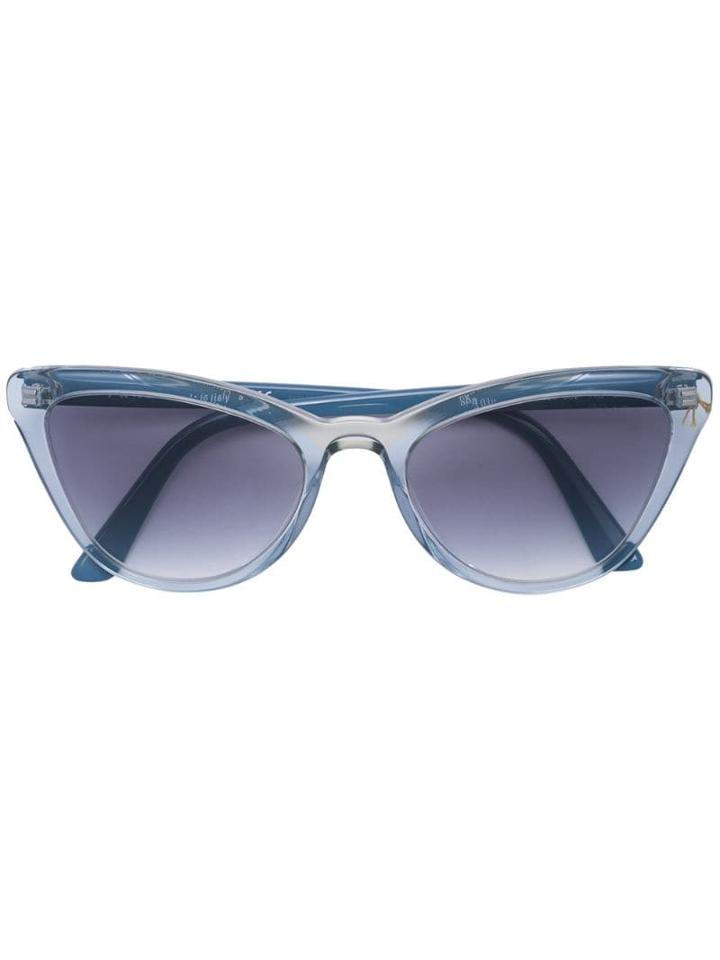 Prada Eyewear Catwalk Sunglasses - Blue